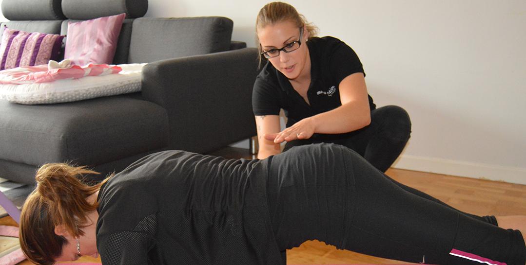 Personlig träning hemma hos i både i Stockholm och Malmö