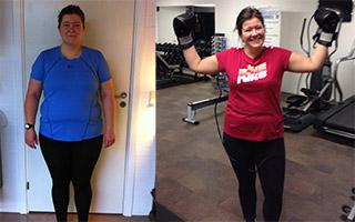 Viktkampen - gruppträning för viktnedgång