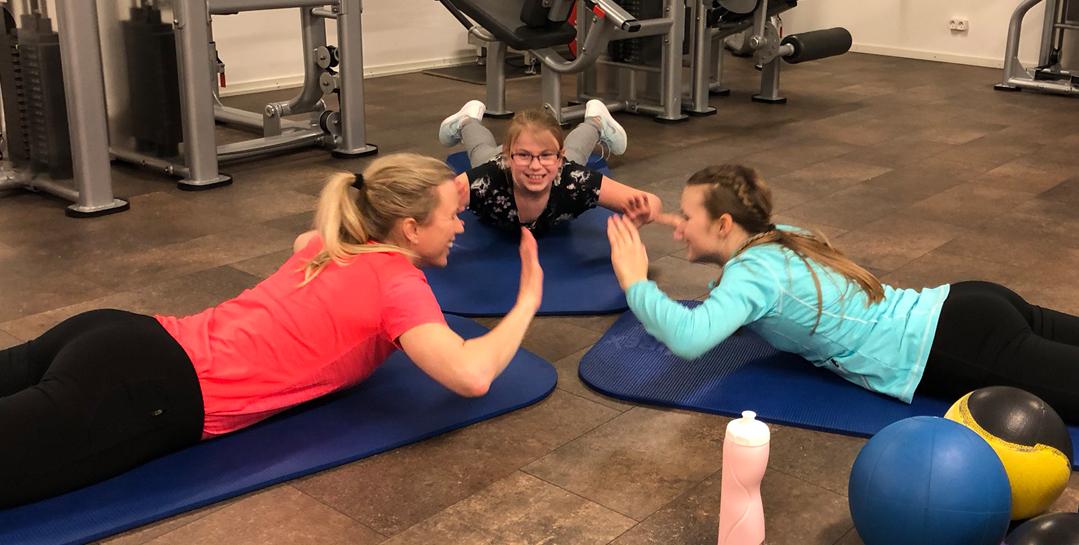 Personlig träning i Malmö och Stockholm
