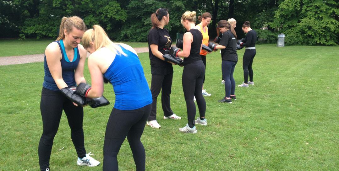 Gruppträning i Malmö