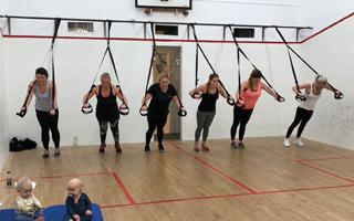 Mammaträning - både gruppträning och personlig träning
